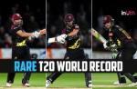Highest T20 score without 50 or 100, Highest T20 score without 50, Highest T20 score without half-century, T20 cricket unique records, Somerset vs Kent T20 2018, Kent vs Somerset 2018, Vitality T20 Blast 2018, T20 rare records, Australia vs England T20 2007, Sussex vs Surrey T20 2004, Highest T20 score sans 50 or 100
