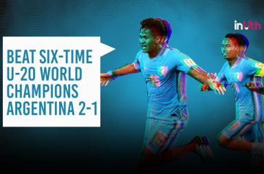 Indian U-20 Football Team Create History, Beat Argentina 2-1 In COTIF Cup 2018