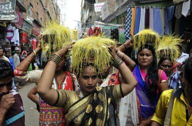 bhujariya festival