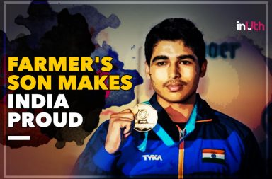 Class XI Student Saurabh Chaudhary Beats World Champion To Grab Gold For India