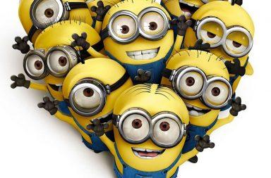 Minions, Despicable Me 3, Minions India, Minions Paneer Tikka Masala, Minions Papadam