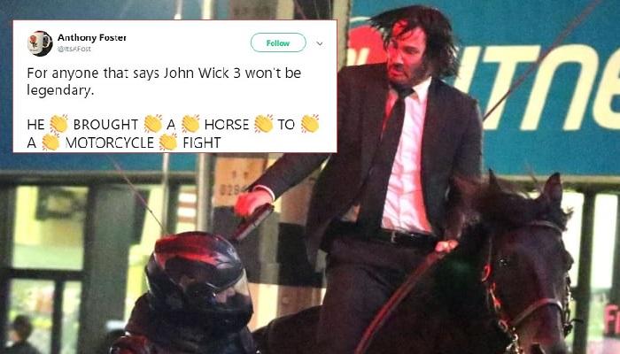 a still from john wick 3 has already forced twitter to rule it as