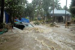 #KeralaFloods: Sushma Swaraj Promises To Replace Damaged Passports Free Of Cost