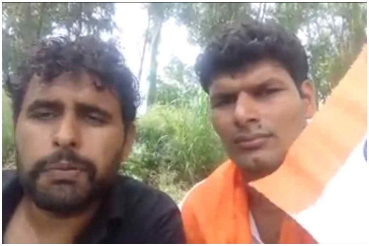 'We Did It For The Nation': Self-Proclaimed Gau Rakshaks Claim They Attacked Umar Khalid