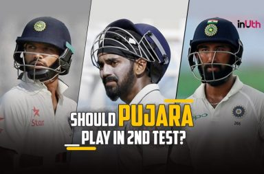 Should Pujara Play In 2nd Test vs England?