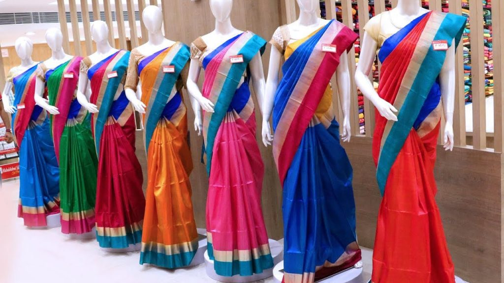 This I-Day, Show Aadhaar Card If You Wish To Buy Mysore Silk Saris In Karnataka