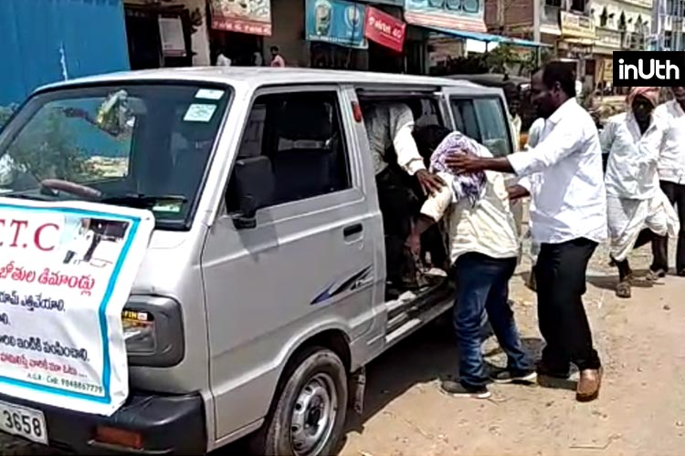 Now, Telangana Has A Free Ambulance Service For Drunkards