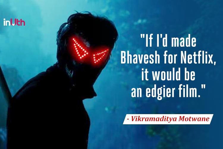 Bhavesh Joshi, Bhavesh Joshi Superhero, Vikramaditya Motwane, Bhavesh Joshi Vikramaditya Motwane, Bhavesh Joshi Netflix, Bhavesh Joshi Superhero Phantom Films, Vikramaditya Motwane Sacred Games, Vikramaditya Motwane Udaan