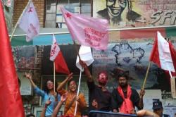 #JNUSUElections2018: It's A Clean Sweep As The Left Unity Bags All Four Seats