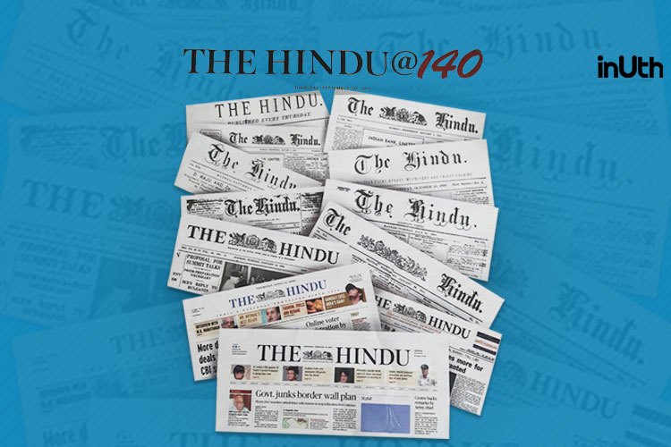 Keep Shining, The Hindu