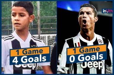 Cristiano Ronaldo, Cristiano Ronaldo son, Cristiano Ronaldo Jr. Cristiano Ronaldo Jr Under-9 Juventus, Cristiano Ronaldo Jr 4 goals vs Lucento, Cristiano Ronaldo Jr Juventus debut