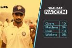Forget Asia Cup, Rajasthan's Shahbaz Nadeem Just Registered Best Bowling Figures In List A Cricket