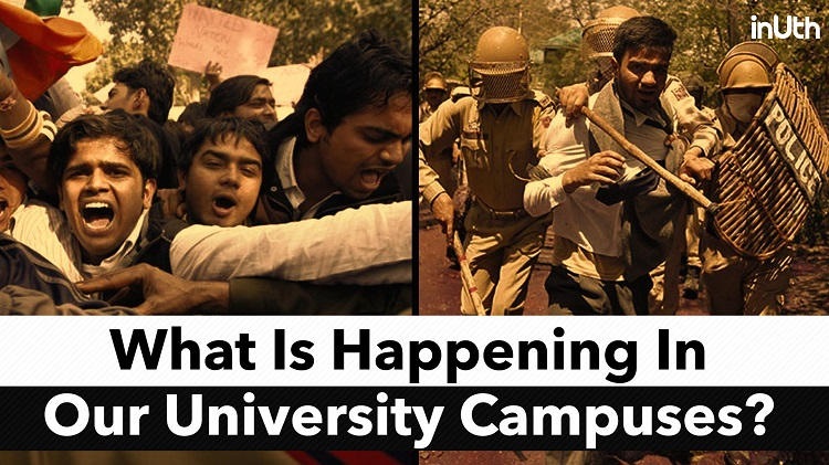 What Is Happening In Our University Campuses?