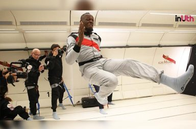 Usain Bolt, Usain Bolt zero-gravity, Usain Bolt zero-gravity race, Usain Bolt Twitter, Usain Bolt football, Usain Bolt zero-gravity race video, Usain Bolt France, Usain Bolt endorsements