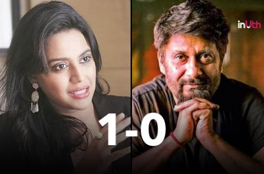 Swara Bhasker, Swara Bhasker Twitter, Swara Bhasker Vivek Agnihotri, Vivek Agnihotri Twitter, Vivek Agnihotri Nun case Kerala