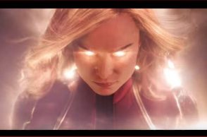 Captain Marvel, Captain Marvel trailer, Captain Marvel official trailer, Brie Larson, Brie Larson movies, Brie Larson Captain Marvel