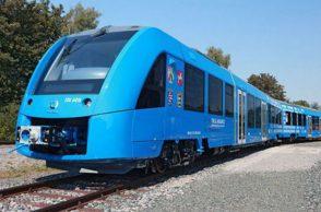 hydrogen train germany