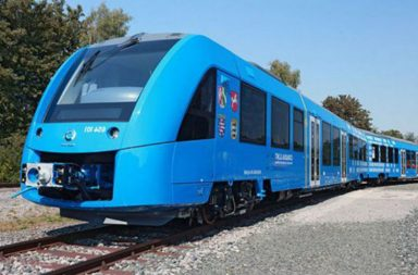 hydrogen train germany