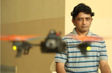 mind control drone iisc