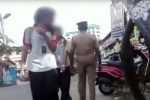 #Rapistan: Video Of Cop Harassing & Groping Women In Broad Daylight Goes Viral