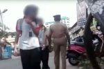 #Rapeistan: Video Of Cop Harassing & Groping Women In Broad Daylight GoesViral