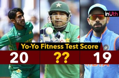 Hasan Ali yo-yo test score, Pakistani players yo-yo test score, Sarfraz Ahmed yo-yo test score, Virat Kohli yo-yo test score, Asia Cup 2018, India vs Pakistan 2018