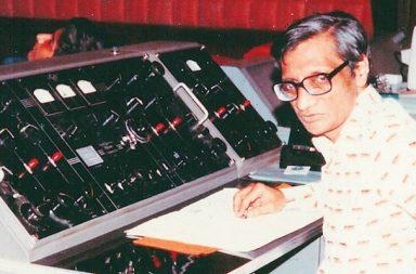 Mangesh Desai documentary, Bollywood Sound, Sound recordist Bollywood, Sound recordist Sholay, Sound Deewar, Mangesh Desai Sholay, Mangesh Desai Yash Chopra, Mangesh Desai Satyajit Ray