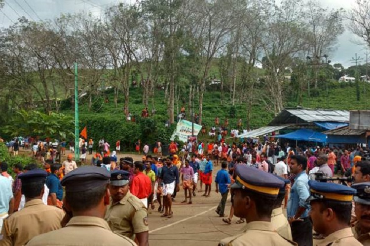 Sabarimala Protests: When Female Journalists Were Attacked For Doing Their Job