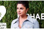 Priyanka Chopra's Powder-Blue Suede Dress Is Such A Cool Alternative To MaxiDresses