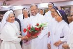 Out On Bail, Rape Accused Bishop Gets Warm Welcome