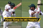 Pakistan's Batting Lineup Create A Strange Record In 2nd Test Against Australia