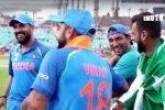 Shoaib Malik Reveals The Story Behind Viral Video Of Laughing With Virat Kohli After CT 2017Final