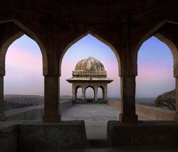 Rani Roopmati Palace, Mandu