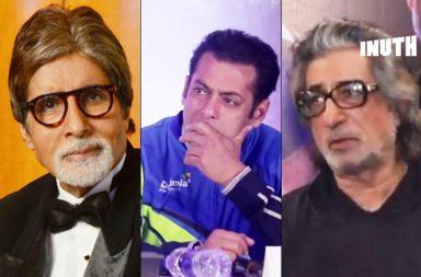 Bollywood, Tanushree Dutta, Nana Patekar, Bollywood sexual harassment, Amitabh Bachchan, Salman Khan, Shakti Kapoor