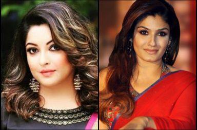 Tanushree Dutta, Raveena Tandon, Nana Patekar, Dutta-Patekar Controversy, Bollywood, Sexual Harassment