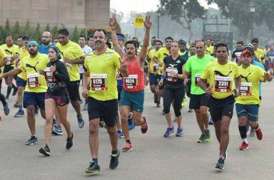 delhi marathon