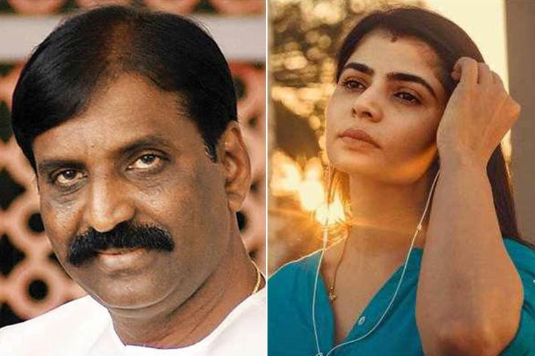 Vairamuthu denied all allegations of sexual harassment, said time will reveal truth