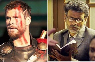 Manoj Bajpayee, Manoj Bajpayee movies, Manoj Bajpayee Hollywood, Manoj Bajpayee Chris Hemsworth, Manoj Bajpayee Thor movie