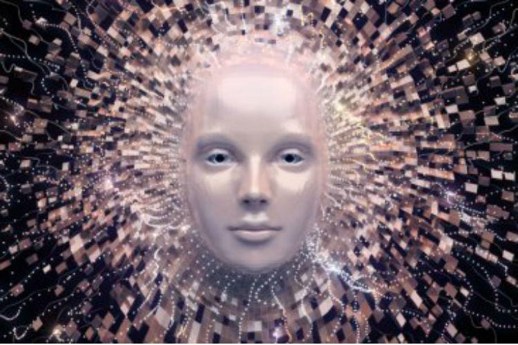human evolution cyborg