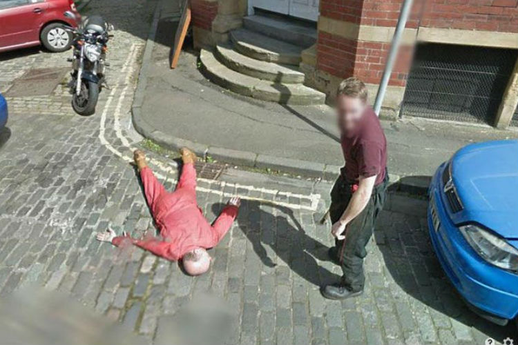 mad axe murderer google maps