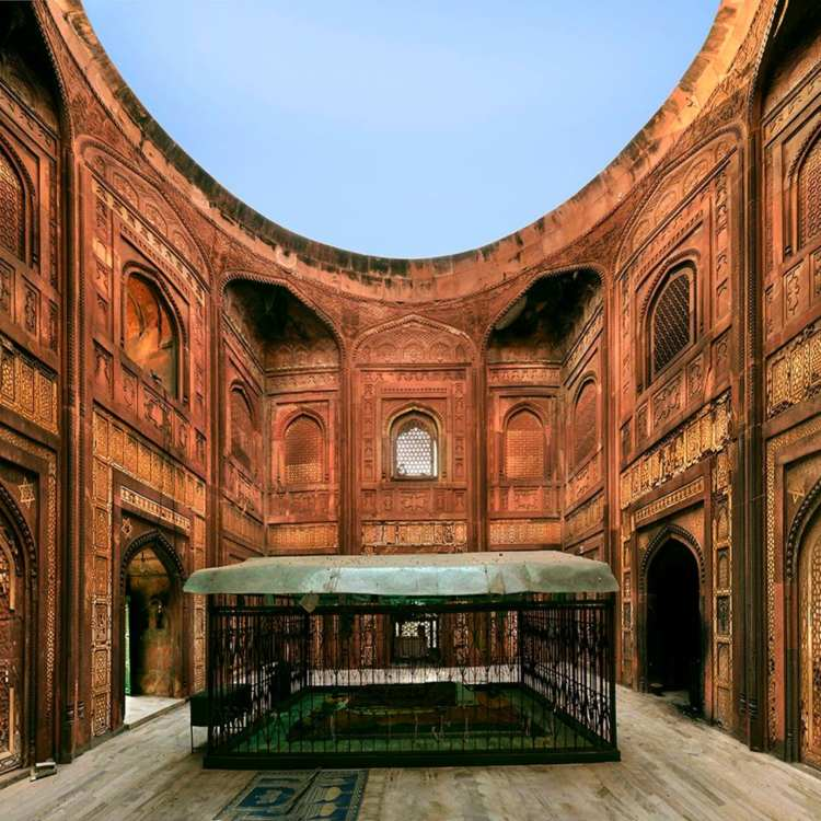 Shah Pir's Tomb, Meerut, UP
