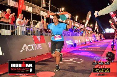 vinolee r ironman triathlon