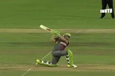 AB de Villiers, AB de Villiers switch hit, AB de Villiers Cape Tshawne Spartans, Mzansi Super League 2018, Cape Town Blitz vs Tshawne Spartans, AB de Villiers 300th six, Most sixes in T20 cricket, AB de Villiers T20 records, AB de Villiers IPL 2019