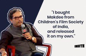 Makdee, Makdee Bollywood Children films, Children films Bollywood, Children's Day Makdee, Vishal Bhardwaj, Vishal Bhardwaj movies, Vishal Bhardwaj Makdee