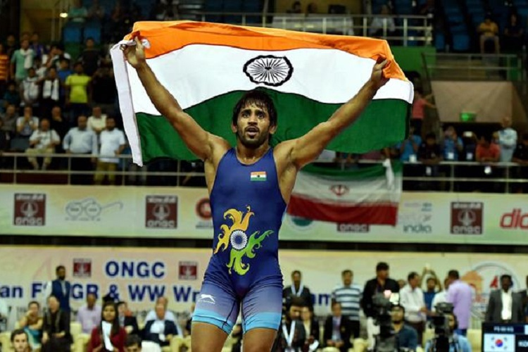 India's Wrestling Sensation Bajrang Punia Is Now World Number 1