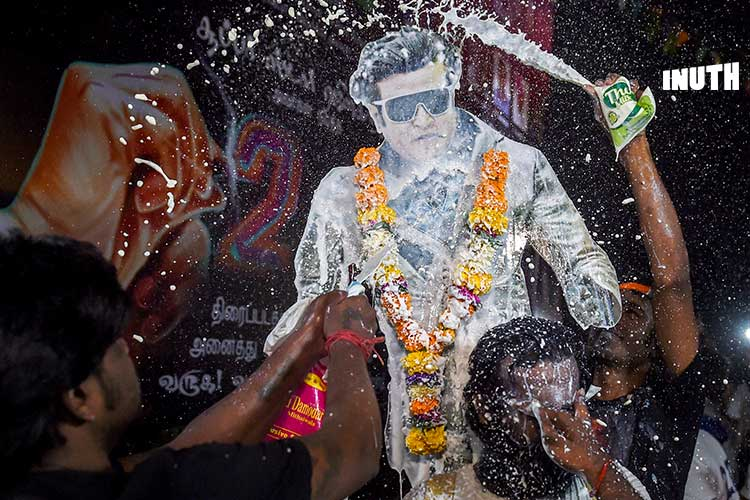 Thanks To 2.0, Rajinikanth Fever Is On