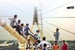We Spent A Day At Delhi's 'SelfieBridge'