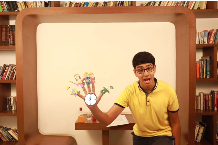 This 16-Year-Old Bengaluru Student Won A Global Science Prize Worth ₹2.9 Crore
