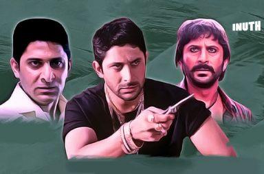 Arshad Warsi, Arshad Warsi movies, Arshad Warsi Aankh Marey, Arshad Warsi Ishqiya, Arshad Warsi Circuit