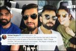 Kohli & Anushka Just Won Our Hearts By Giving Their Business Class Seats To Fast Bowlers